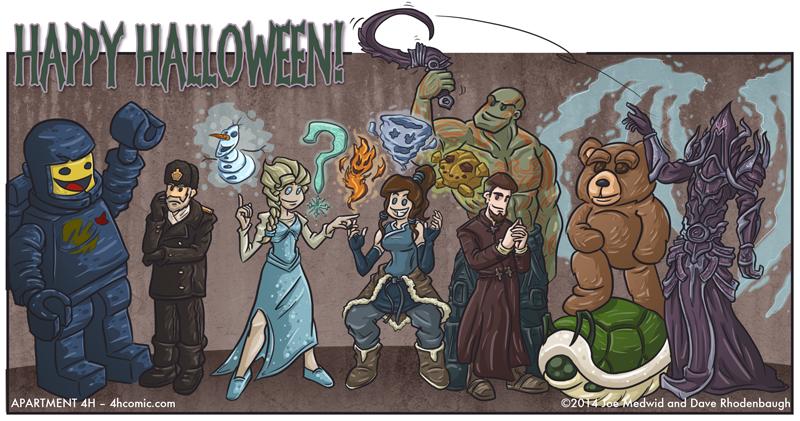 Halloween Spectacular 2014