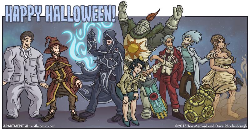 Halloween Spectacular 2015