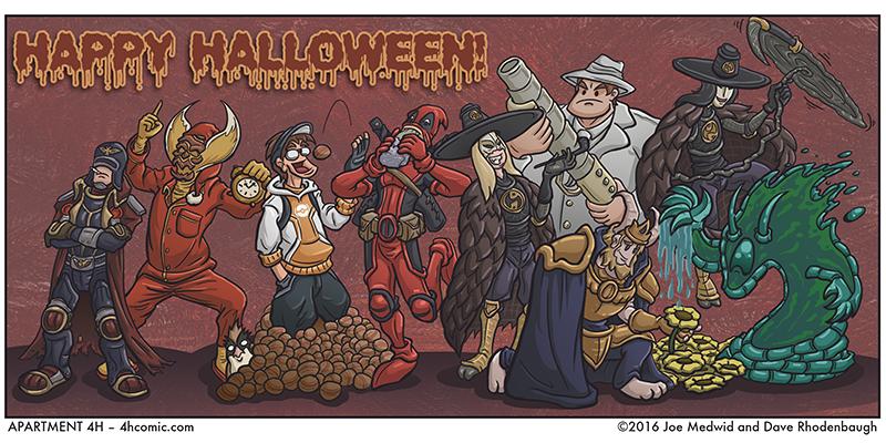 Halloween Spectacular 2016