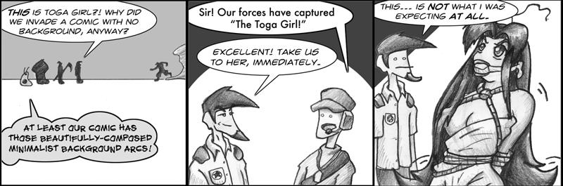 Comic War Part 3