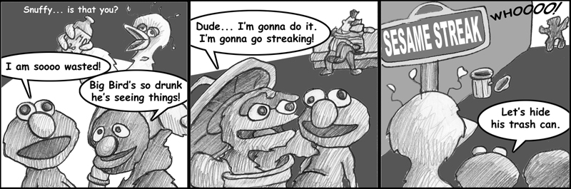 Seasame Streak