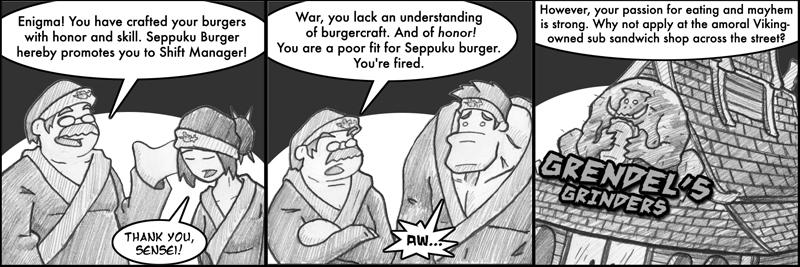Seppuku Part 3