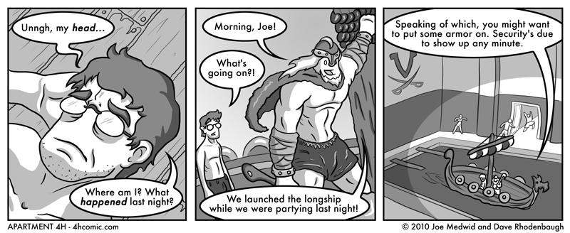 The Viking Saga, Part 2