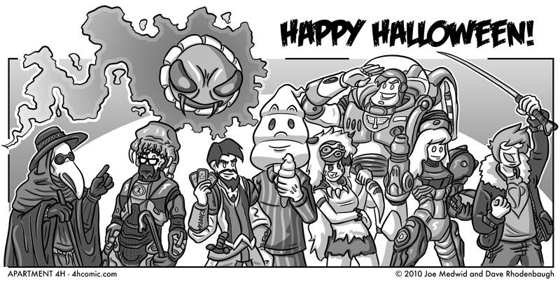 Halloween Spectacular IV