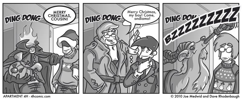 Christmas Reunions